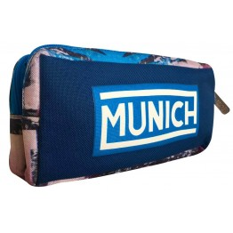 Estuche Munich Graffiti Doble