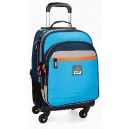 Mochila Trolley Adept Power con Ruedas