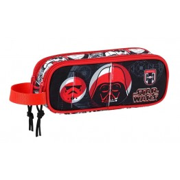 Estuche Star Wars Galactic Mission Doble