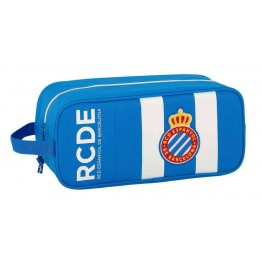 Neceser Doble RCD Espanyol Adaptable