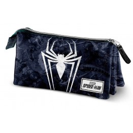 Estuche Triple Spiderman