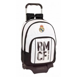 Mochila Doble Real Madrid con Carro