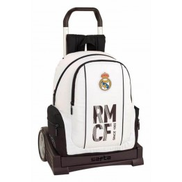 Mochila Real Madrid con Carro Evolution