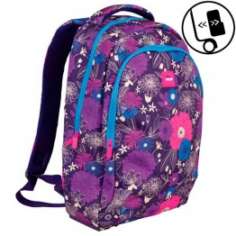 Mochila Adaptable Milan Bloom Porta Ordenador