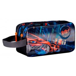 Maxi Estuche Doble Totto Tuning Car