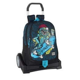 Mochila Tony Hawk Monster con Carro Evolution
