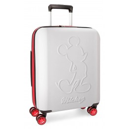 Trolley de Cabina Mickey Colored White 55 cm
