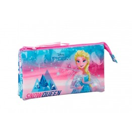 Estuche Frozen Ice Magic Triple