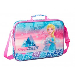 Cartera Extraescolares Frozen Ice Magic