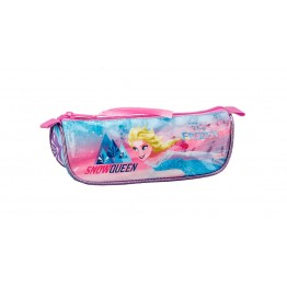 Estuche Frozen Ice Magic Triangular