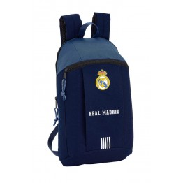 Mini Mochila Real Madrid Blue