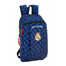 Mini Mochila Real Madrid Navy