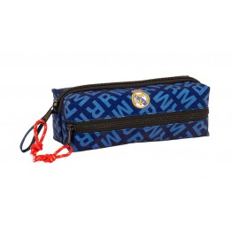 Estuche Real Madrid Navy Triple