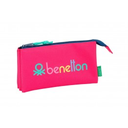 Estuche Benetton Red Triple