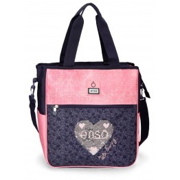 Bolso Shopper Enso Learn Porta Ordenador