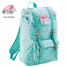 Mochila con Solapa Sweet Team by MiquelRius