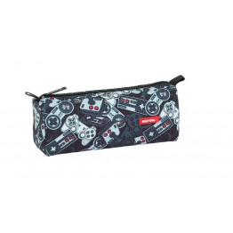 Estuche Safta Gamer Black