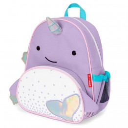 Mochila Skip Hop ZooPack Narwhall Guardería