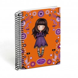 Agenda Escolar Gorjuss Cobwebs