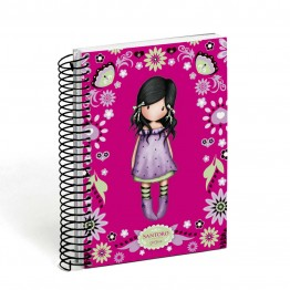Agenda Escolar Gorjuss Love