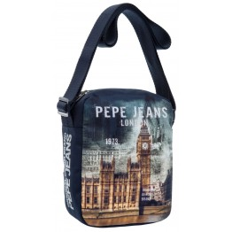 Bolso Bandolera Pepe Jeans London Original