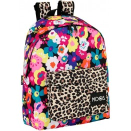 Mochila Moos Animal Flower
