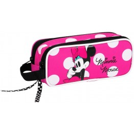 Estuche Minnie Doble