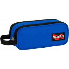 Estuche Blackfit8 Blue Doble